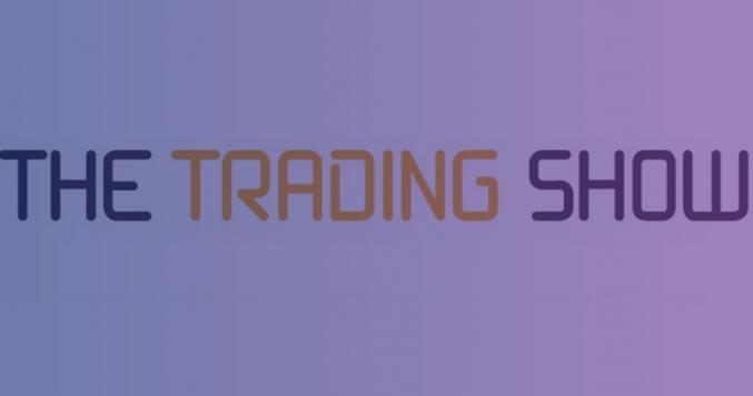 The Trading Show event logo