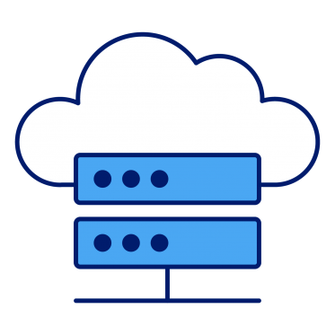 cloud-and-container-monitoring-icon